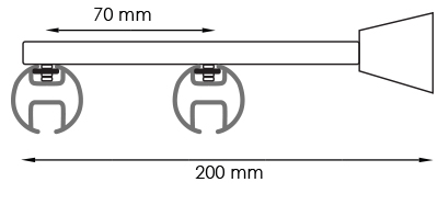 rail Louvers