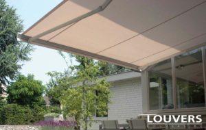 Tentes solaires Louvers