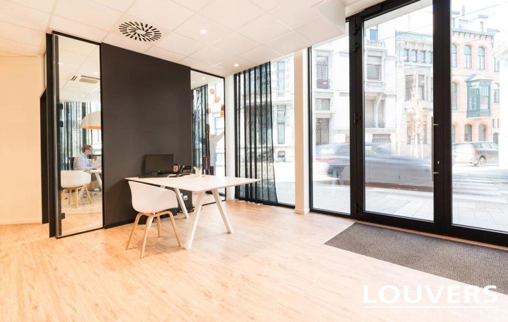 Rideaux et voiles pour les professionnels Anvers Bruxelles