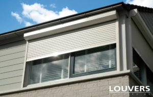 Volets roulants Louvers