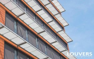 screen- Klassieke screens Louvers