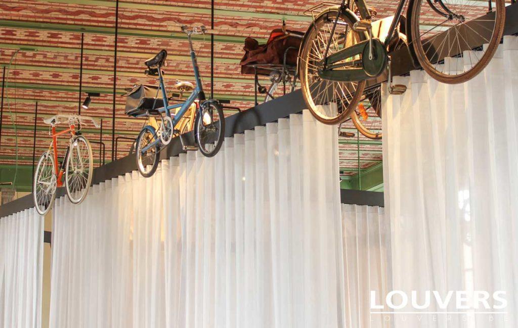 voiles musée du vélo