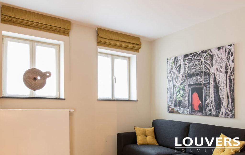 Rideaux et voilages installé par Louvers