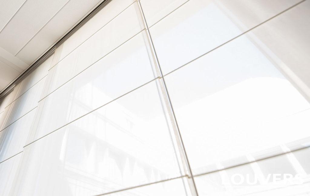 panneau japonais louvers